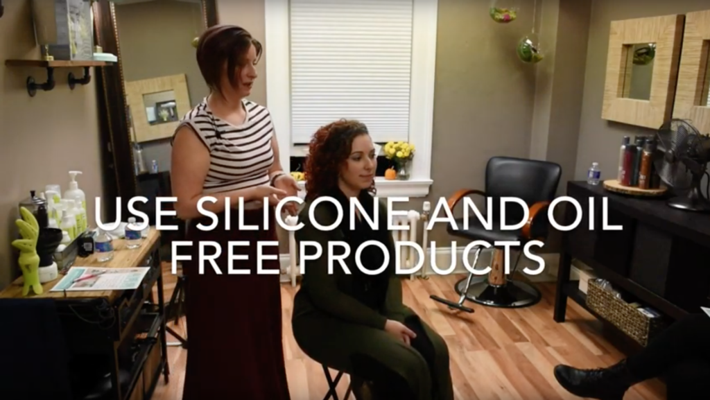 Why We Recommend Silicone and Oil Free Products